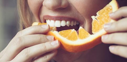 hochwertiger Zahnersatz